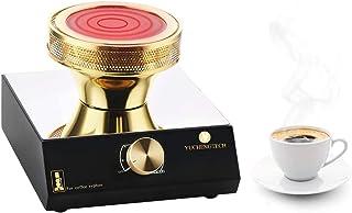 YUCHENGTECH Syphon kastrullvärmare sifon kaffevärmare sifon kaffemaskin för kaffe sifon gryta (enkel värmare)