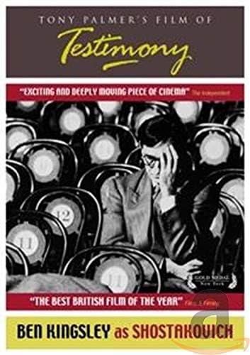 Tony Palmer s Film of Shostakovich Testimony product image
