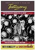 Testimony - Tony Palmer's Film of Testimony [Reino Unido] [DVD]