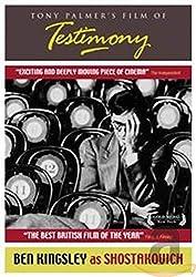 Tony Palmer\'s Film of Shostakovich: Testimony