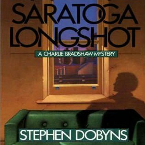 Saratoga Longshot audiobook cover art