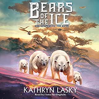 The Keepers of the Keys     Bears of the Ice, Book 3              Written by:                                                                                                                                 Kathryn Lasky                               Narrated by:                                                                                                                                 Fiona Hardingham                      Length: 7 hrs and 15 mins     Not rated yet     Overall 0.0