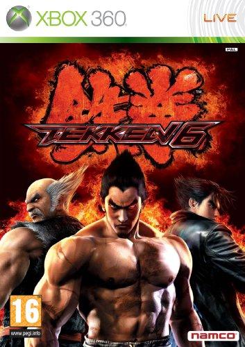 Tekken 6 (Xbox 360) [Edizione: Regno Unito]