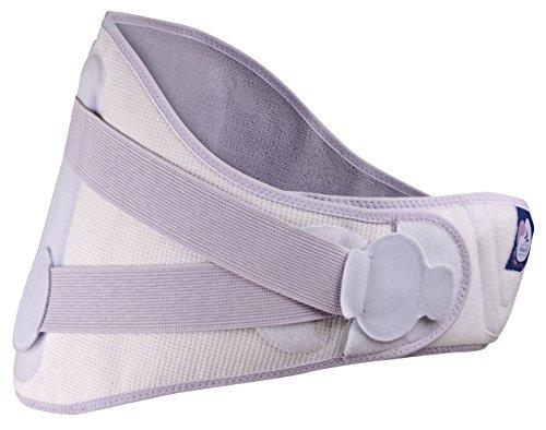 Thuasne LombaMum Schwangerschaftsbandage, Universalgröße, zur Haltungskorrektur