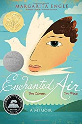 enchanted air is a middle grade novel written in verse