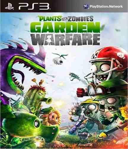 Electronic Arts Plants vs Zombies: Garden Warfare, PS3