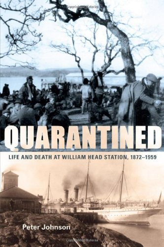 QUARANTINED by PETER JOHNSON (2013-11-01)