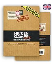 Hidden Games Crime Scene - The 1st Case - The Little Gomersal Case