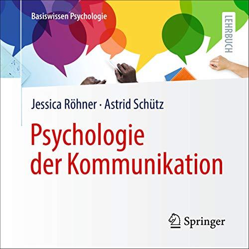 Psychologie der Kommunikation Titelbild