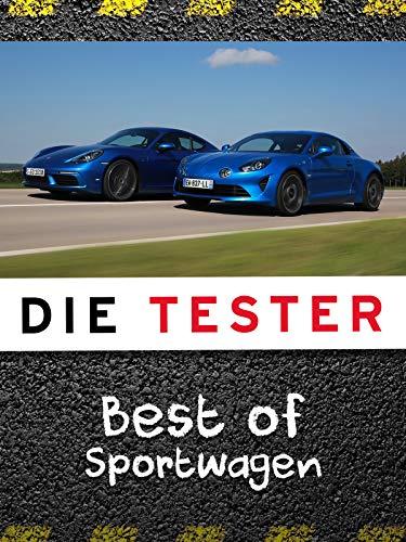 """Best of \""""Die Tester\"""": Sportwagen"""