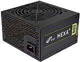 FSP HD 500 - Fuente de alimentación ATX (500W) Color Negro
