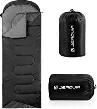 JEAOUIA Camping Sleeping Bags for Adults - Lightweight...