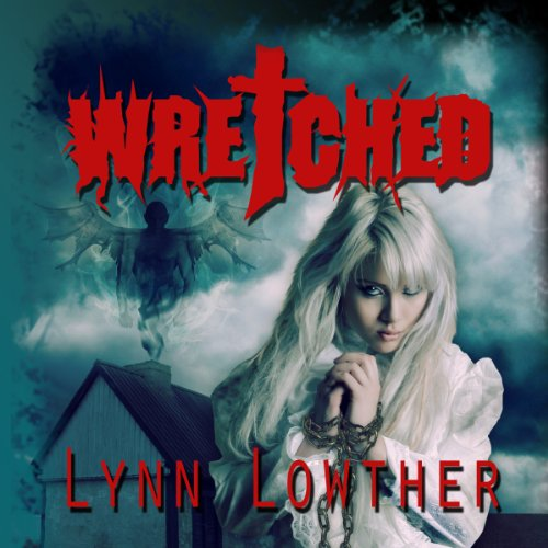 Wretched audiobook cover art