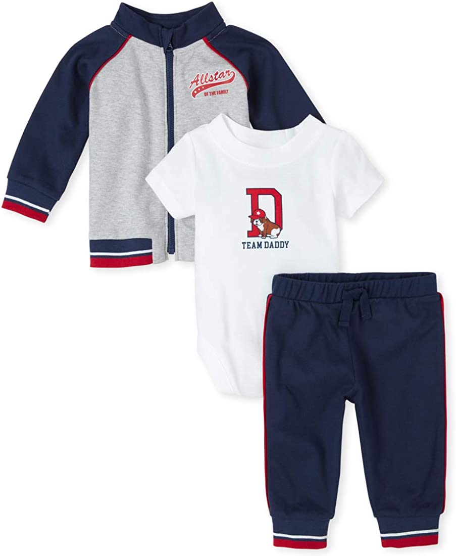 The Children's Place Our shop OFFers Super beauty product restock quality top! the best service Baby Boys' Pack Set 3 Jacket