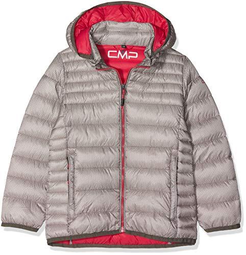 CMP Feel Warm Flock - Chaqueta para niña, Niñas, Chaqueta, 38Z1785P, Arabica,...