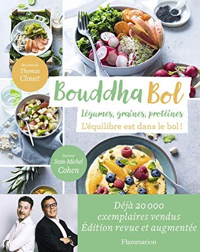 Bouddha Bol: Légumes, graines, protéines - L'équilibre est dans le bol!