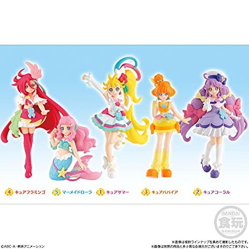 トロピカル~ジュ!プリキュア キューティーフィギュア【全5種セット フルコンプ】※10個入りのBOXではございません。