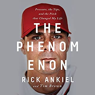The Phenomenon audiobook cover art
