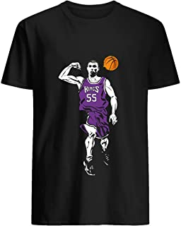Jason Williams White Chocolate Basketball 43 Nsync T shirt Hoodie for Men Women Unisex