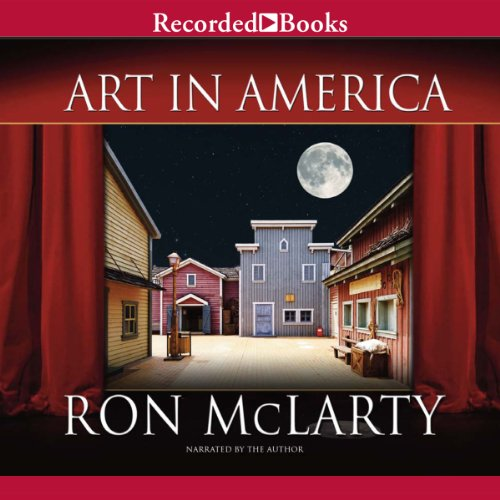 Art in America  cover art