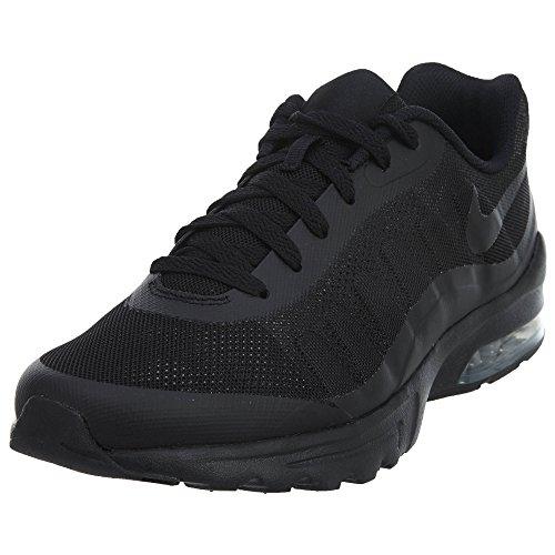 Nike Air Max Invigor, Zapatillas Hombre, Negro (Black / Black-Anthracite), 43 EU