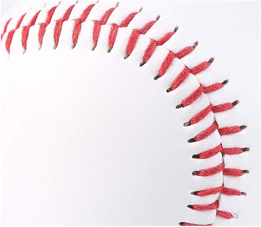 guante de b/éisbol de cuero PU 10.5 pulgadas y 12.5 pulgadas JunFeng Guante de b/éisbol para ni/ños y adultos con 1 bola suave kit de entrenamiento de atrapasue/ños