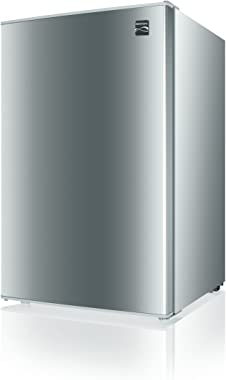 Kenmore 99053 Compact Mini Refrigerator, 4.5 cu. ft. in Silver
