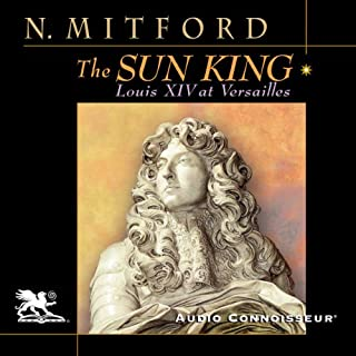The Sun King audiobook cover art