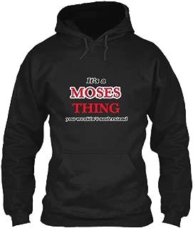 Its a Moses Thing You Wouldnt. Sweatshirt - Gildan 8oz Heavy Blend Hoodie