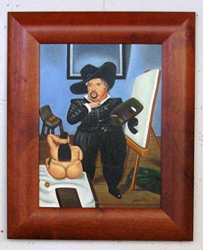 Gefälschte Gemälde Urheberrecht Botero 1