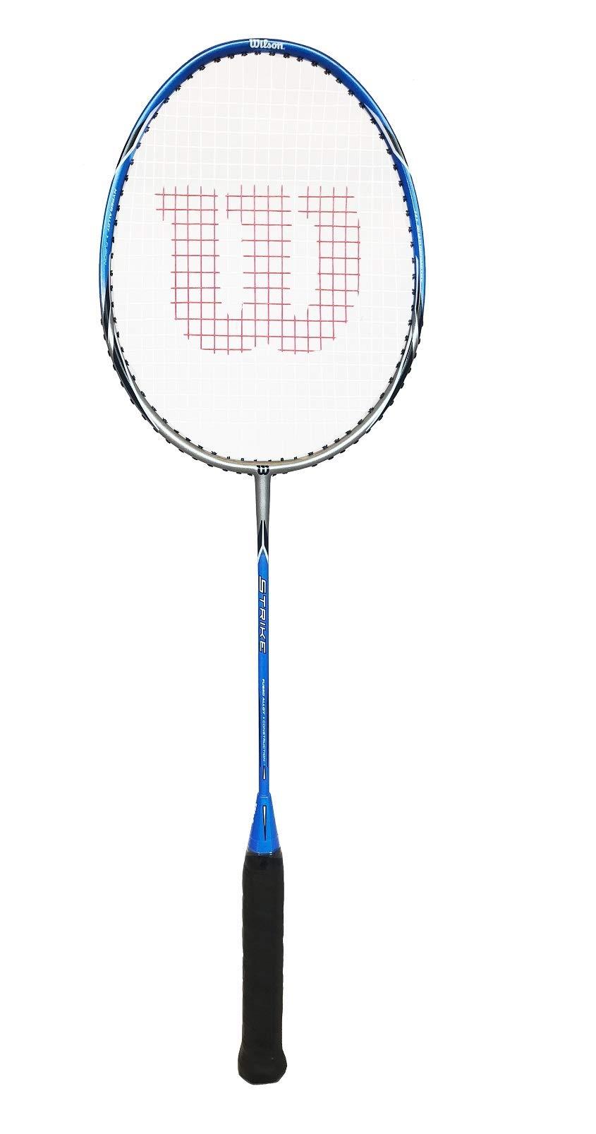 Bundle Options Wilson Strike Badminton Racket
