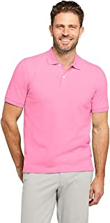 Lands' End Men's Short Sleeve Comfort-First Mesh Polo Shirt