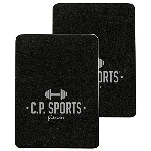 C.P. Sports Griffpolster, Schwarz, 6 mm