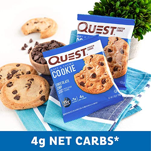 Quest Nutrition Low Carb Protein Cookie