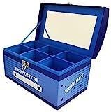 Treasure Chest Box Jumbo - Superhero Blue