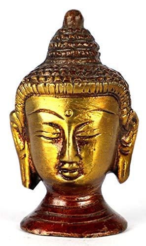 ASHIRWAD Gautam Buddha Brass Idol Statue Sculpture for Home Decor, Pooja, Vastu (Buddha-12)