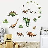 Dinosaurier Kids Wandtattoo,Dinosaurier Wandtattoo,wandtattoo,Aufkleber,wandaufkleber wohnzimmer,wandaufkleber kinderzimmer,Wandsticker Dekoration,Wandaufkleber,selbstklebendes Wandbild