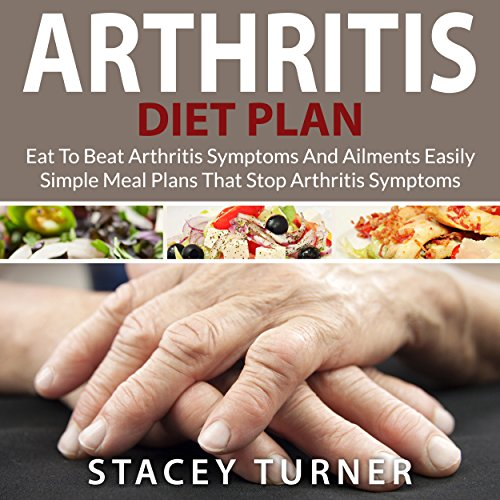 Arthritis Diet Plan audiobook cover art