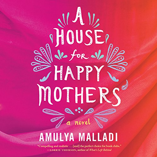 A House for Happy Mothers audiobook cover art