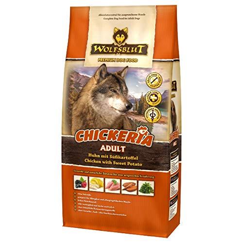 Wolfsblut | Chickeria | 2 kg | Huhn | Trockenfutter | Hundefutter | Getreidefrei