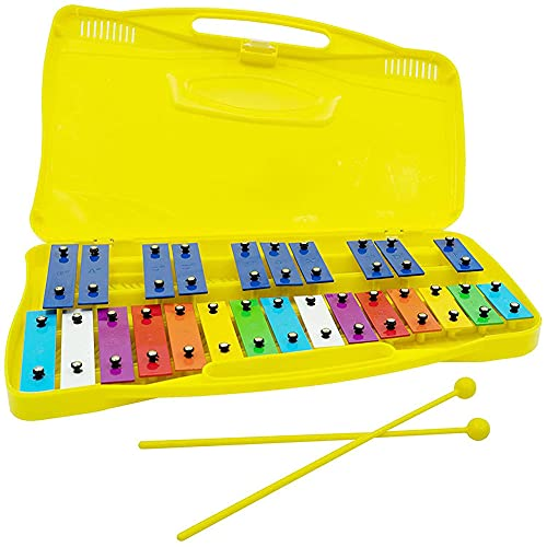 25 Note Xylophone with Mallets Chromatic...