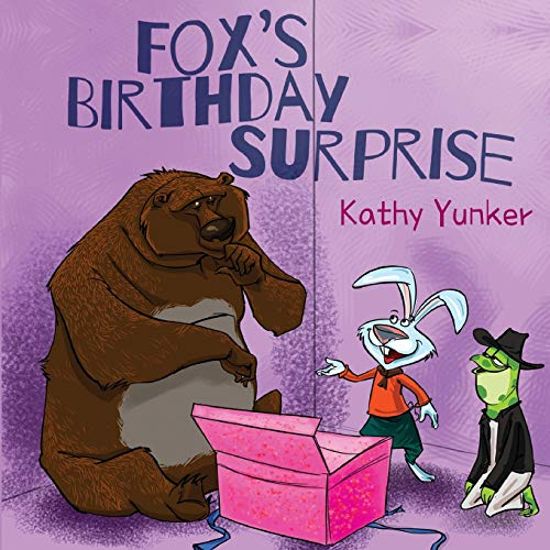 Fox's Birthday Surprise