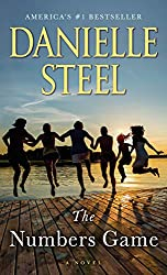 commercial Number game: Romance danielle steel new books