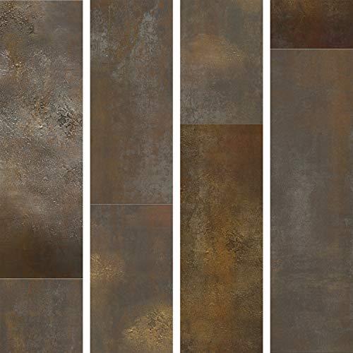 murando - PURO TAPETE - Realistische Tapete ohne Rapport und Versatz 10m Vlies Tapetenrolle Wandtapete modern design Fototapete - Textur f-A-0421-j-a