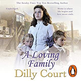A Loving Family cover art