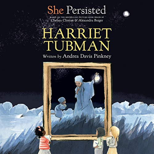 She Persisted: Harriet Tubman cover art