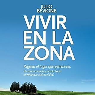 Vivir en la Zona [Live in the Zone] audiobook cover art