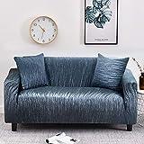 WXQY Fundas geométricas elásticas Antideslizantes para sofá Funda de sofá para Mascotas Esquina en Forma de L Funda de sofá Antideslizante A25 4 plazas