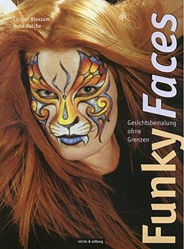 Funky Faces Gesichtsbemalung ohne Grenzen