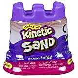 Kinetic Sand - Mini Castillo con Arena moldeable 141 gr Rosa